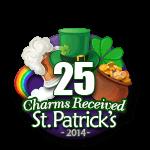 25 Charms