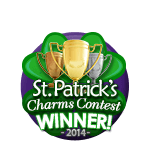 St Patricks 2014 Charm Winner