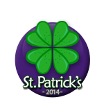 St Patricks 2014 Clover