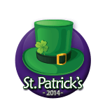St Patricks 2014 Hat