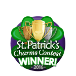 St Patricks 2016 Charm Winner