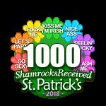 1000 Shamrocks