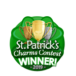 St Patricks 2019 Charm Winner