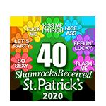 40 Shamrocks