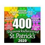 400 Shamrocks
