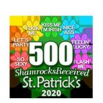 500 Shamrocks