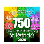 750 Shamrocks