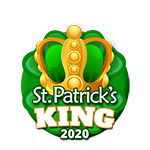 St Patricks 2020 King