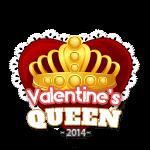 Valentines 2014 Queen