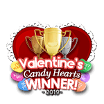 Valentines 2019 Candy Winner