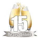 15-Years Online