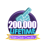 200K Lifetime Fan Club Credits