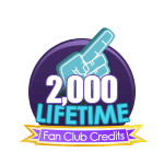 2k Lifetime Fan Club Credits