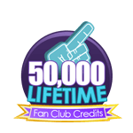 50K Lifetime Fan Club Credits