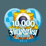 Flirtober's 10,000 Credits