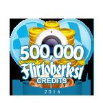 Flirtober's  500,000 Credits