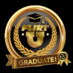 Flirt University Graduate