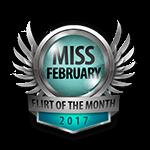 Miss February 2017