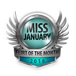 Miss January 2018