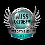 Miss October 2018