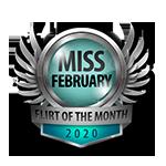 Miss February 2020