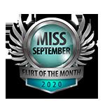 Miss September 2020