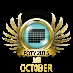 Mister October 2015