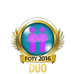 Flirt of the Year Duo 2016