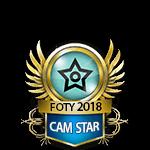 2018 Cam Star