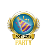 Flirt of the Year Party 2018
