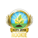 Flirt of the Year Rookie 2018