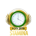 Flirt of the Year Stamina 2018