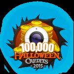 Halloween 100,000 Credits