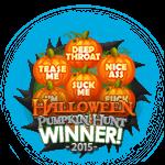 Halloween 2015 Pumpkin Hunt