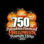 Halloween 2015 Pumpkins 750