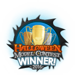 Halloween 2016 Contest Winner