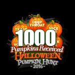 Halloween 2016 Pumpkins 1000
