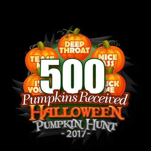 Halloween 2017 Pumpkins 500