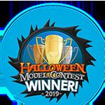 Halloween 2019 Contest Winner