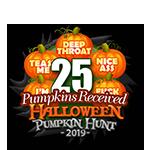 Halloween 2019 Pumpkins 25