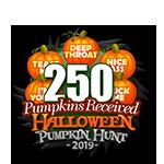 Halloween 2019 Pumpkins 250