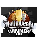 Halloween 2020 Contest Winner