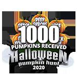 Halloween 2020 Pumpkins 1000