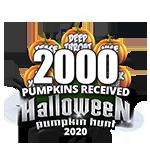 Halloween 2020 Pumpkins 2000