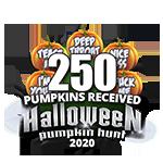 Halloween 2020 Pumpkins 250