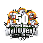 Halloween 2020 Pumpkins 50