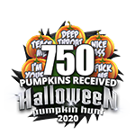 Halloween 2020 Pumpkins 750