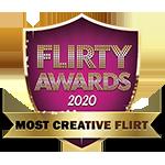 Most Creative Flirt 2020