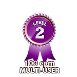 Multi-User 100cpm - Level 2