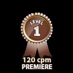 Premiere 120cpm - Level 1